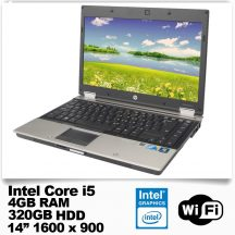 HP Elitebook 8440p/Core i5 540M/4GB RAM/320GB HDD/DVD